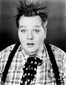 Fatty Arbuckle: the death of an actress destroyed his career