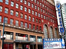 Seattle's Paramount Theater is a relic from the days when the major Hollywood studios also owned the theaters where their films were screened.