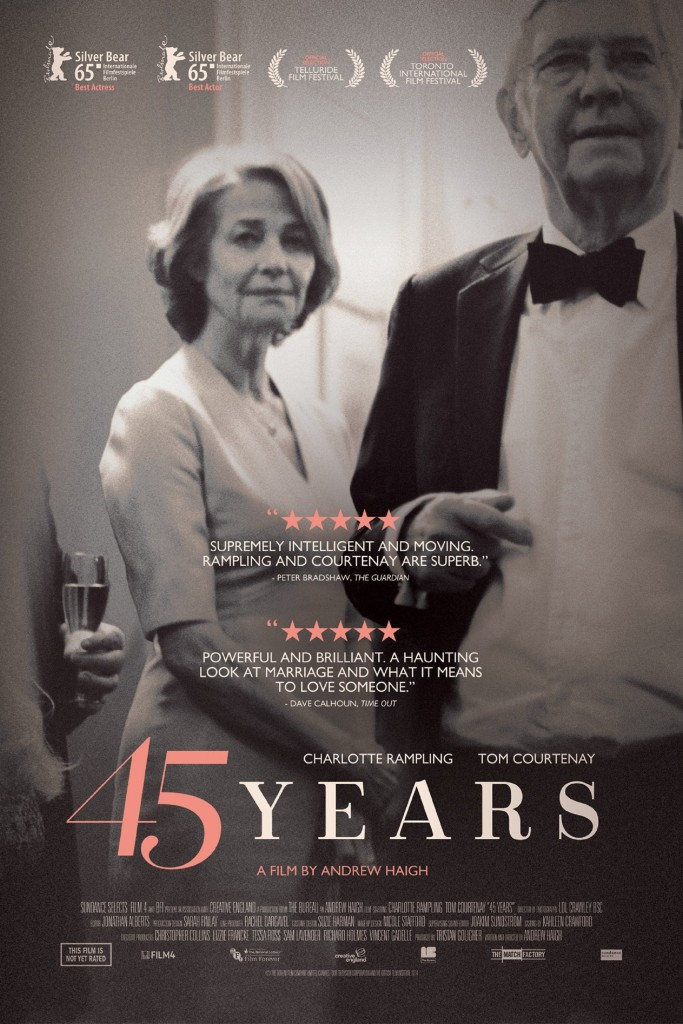 45 Years Poster