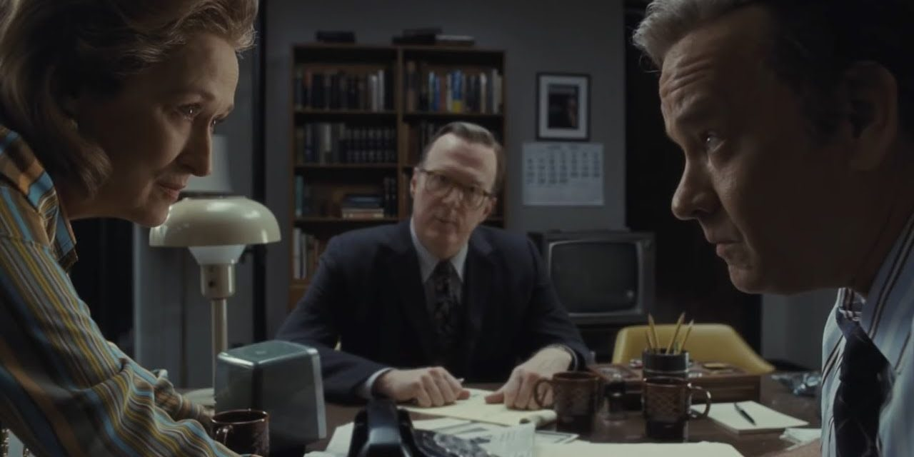 The Post (Capsule Review)